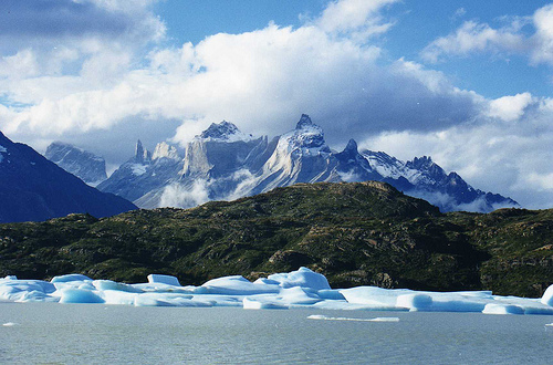 Grey Glacier - Torres del Paine National Park, Chile