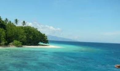 Saparua Island, Indonesia