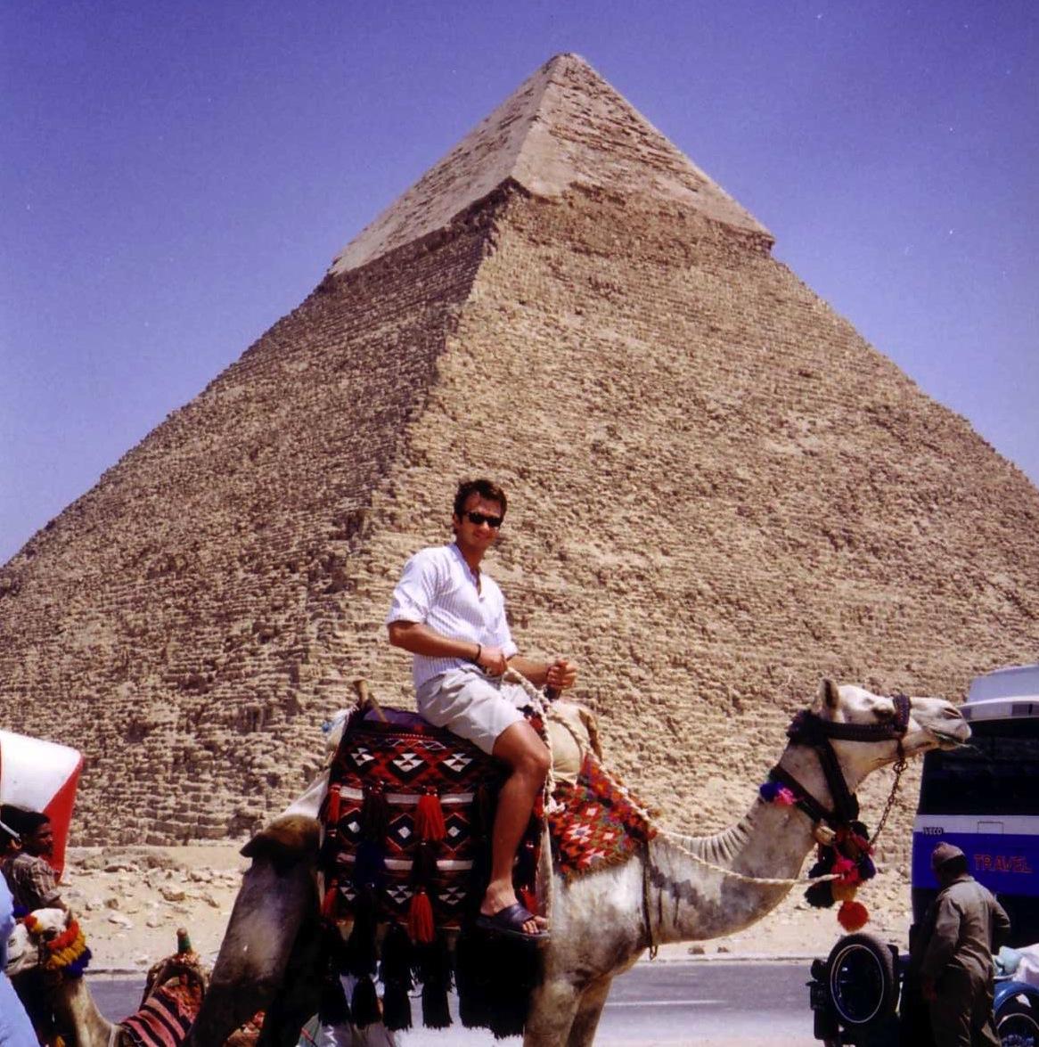 TE on a camel 28-7 pyramids sq